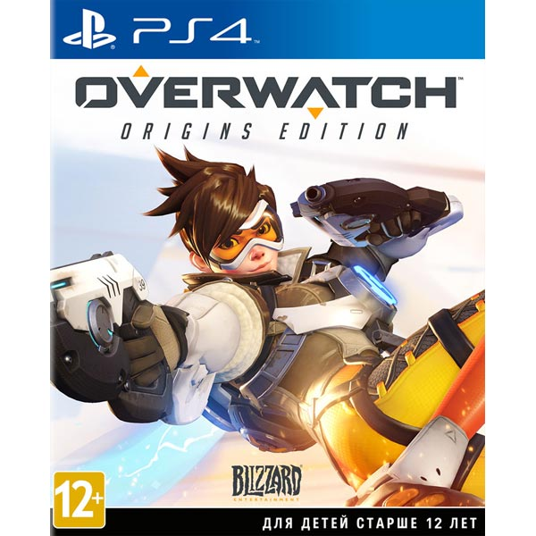 Overwatch: Origins Edition [PS4 русская версия]