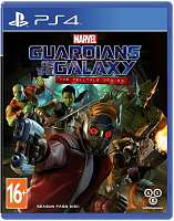 Telltale's Guardians of the Galaxy [PS4, русские субтитры]