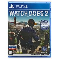 Купить  Watch_Dogs 2 [PS4 русская версия] в каталоге интернет магазина на Avshop.RU, отзывы, фотографии