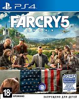 Купить SONY Far Cry 5 [PS4 русская версия] в каталоге интернет магазина на Avshop.RU, отзывы, фотографии