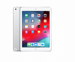 Apple Планшет Apple IPAD WI-FI 128GB SILVER-RUS (2018)