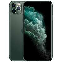 Смартфон APPLE IPHONE 11 PRO MAX MIDNIHGT GREEN 64GB-RUS