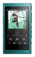 Купить SONY MP3-плеер Sony Walkman NW-A35HN Бирюзовый в каталоге интернет магазина на Avshop.RU, отзывы, фотографии