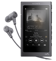 Купить SONY MP3-плеер Sony Walkman NW-A45HN Черный в каталоге интернет магазина на Avshop.RU, отзывы, фотографии