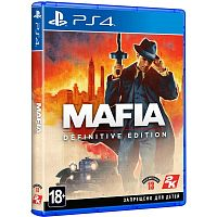 Купить SONY SONY PS4 Mafia: Definitive Edition [русская версия] в каталоге интернет магазина на Avshop.RU, отзывы, фотографии