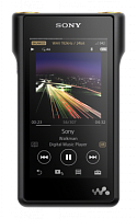 Купить SONY MP3-плеер Sony Walkman NW-WM1A Черный в каталоге интернет магазина на Avshop.RU, отзывы, фотографии