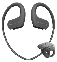 MP3-плеер Sony Walkman NW-WS625 Черный