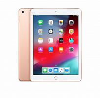 Apple Планшет Apple IPAD WI-FI 32GB GOLD-RUS (2018)