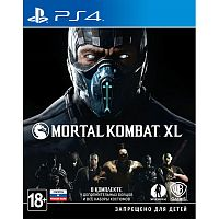 Купить  Mortal Kombat XL [PS4 русская версия] в каталоге интернет магазина на Avshop.RU, отзывы, фотографии