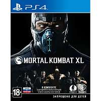 Mortal Kombat XL [PS4 русская версия]